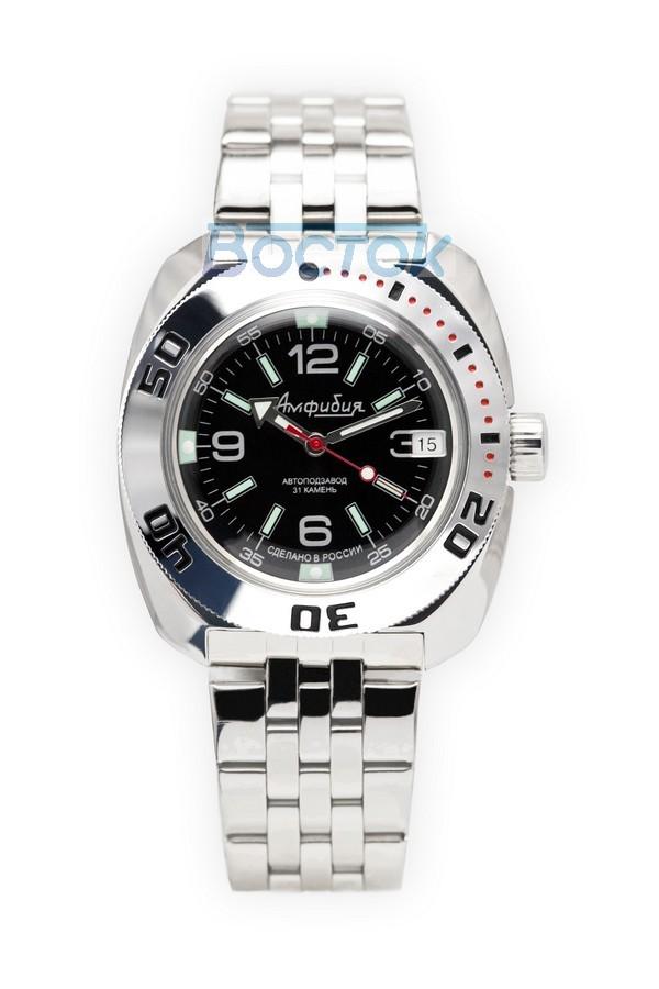 Russian automatic watch VOSTOK AMPHIBIAN 2416 / 710640