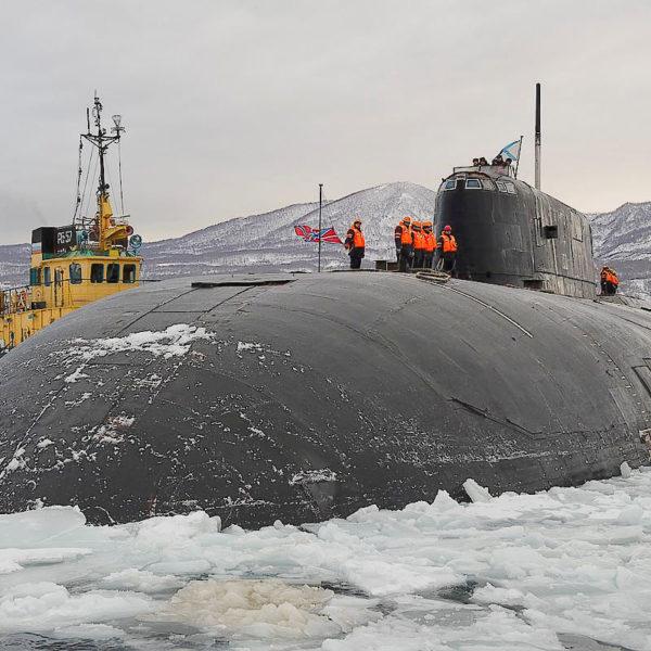 Russian Submarine ANTEY (OSCAR II)