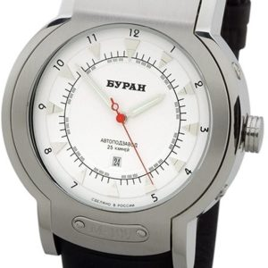 BURAN M-109 AUTOMATIC WATCH ETA 2671 / 3051733