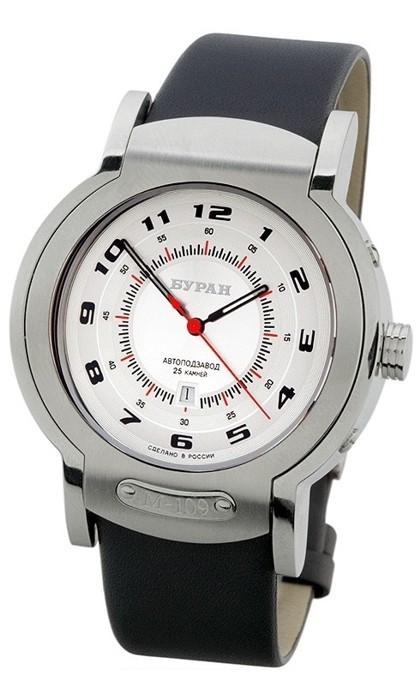 BURAN M-109 AUTOMATIC WATCH ETA 2671 / 3051736