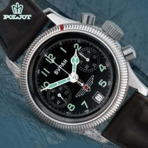 Russian Watch BURAN 3133/6501575