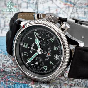 Russian chronograph Buran 3133 / 6501575