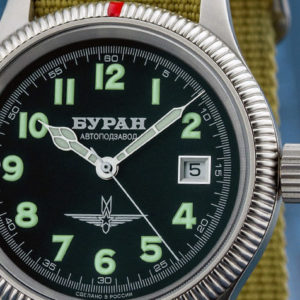 Russian Poljot BURAN Automatic Watch 2824 / 6503711