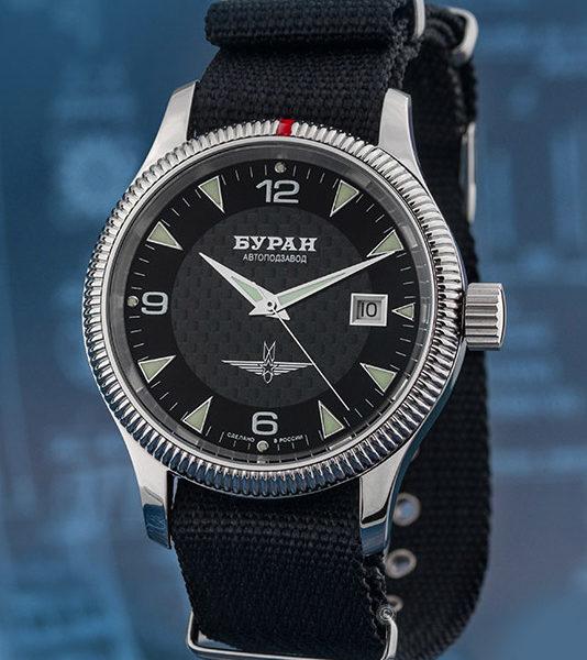 BURAN 2824/6503720 – Russian Automatic Watch