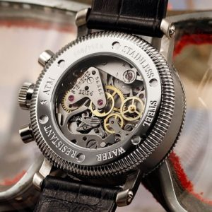 Russian Chronograph Watch BURAN V.M. 3133 / 7241742