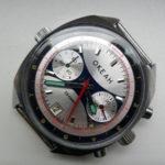 Russian OKEAH Navy Chronograph Watch 1990s