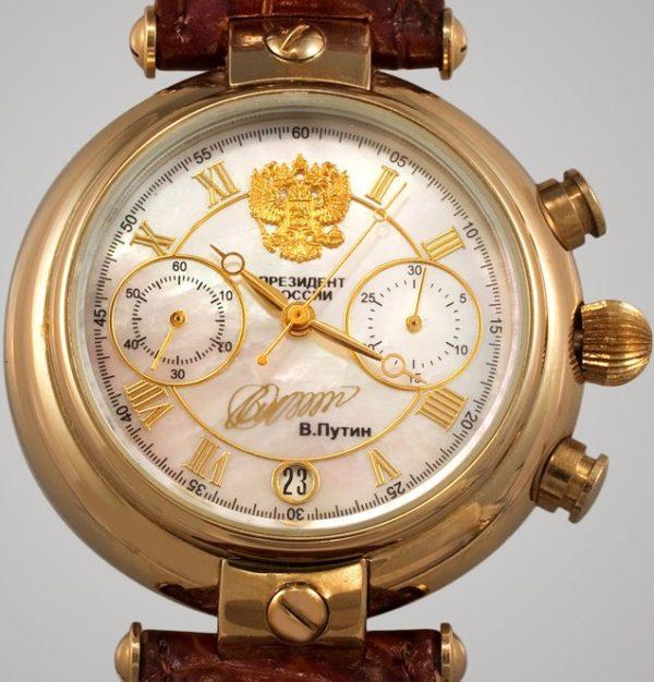 Putin Russian President Chronograph Watch