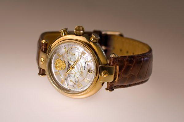 chronograph_watch_Poljot_3133_PRESIDENT_PUTIN_Perl3