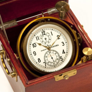 Russian Chronometer 6MX