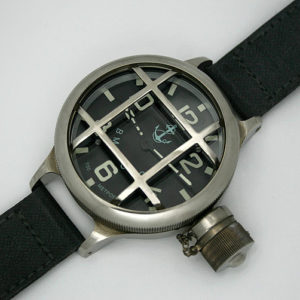 "RUSSIAN DIVER WATCH ""ANCHOR"""