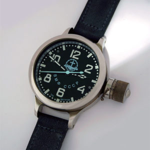 "RUSSIAN DIVER WATCH ""SUBMARINE-4"""