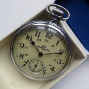 Soviet pocket watch Kirovskie USSR 1948