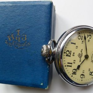 Russian pocket watch, Kirovskie USSR 1948