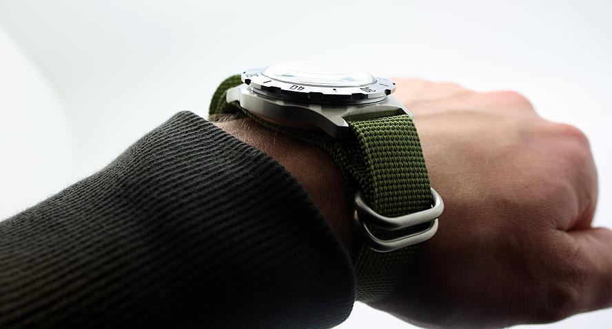 Vostok Komandirskie K-35 Russian Automatic Watch