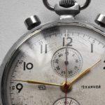 Molnija 3017 Strela, Military Chronograph, USSR 1965