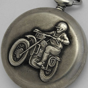 Molnija pocket watch, Motorcycle racing USSR 1979