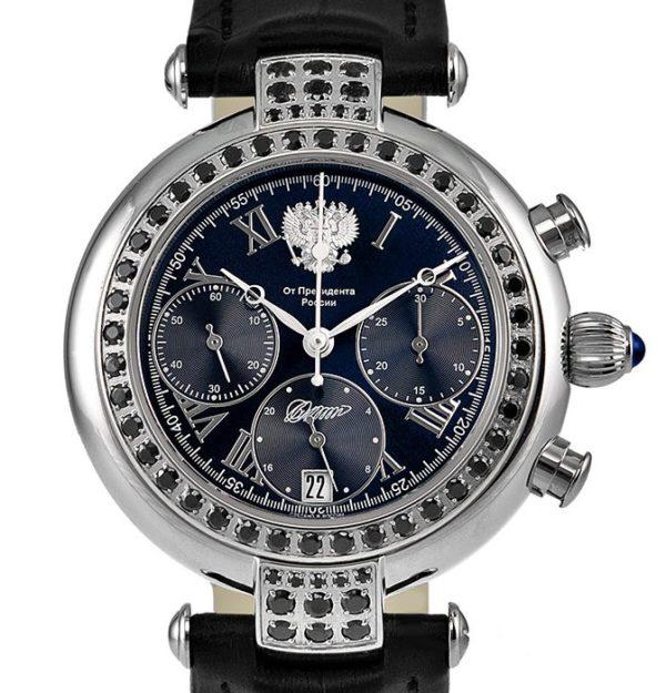 MOSCOW CLASSIC Poljot 31681 Chronograph Watch – Russian President Putin