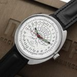 Russian 24 hour watch, Raketa Polar Bear white