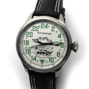 Russian 24-hours mechanical watch POLAR Arctic 45 mm
