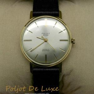 Poljot 2209 De Luxe NOS USSR 1965