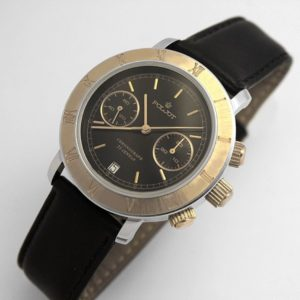 Russian mechanical chronograph watch POLJOT 3133 / 3576732