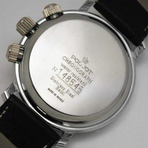Russian mechanical chronograph watch POLJOT 3133 / 3576732