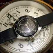 Soviet Vintage Poljot AMPHIBIA Diver Automatic Watch Dolphin