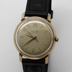 Soviet mechanical watch Poljot USSR 1975