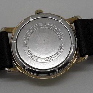 Soviet mechanical watch Poljot USSR 1975