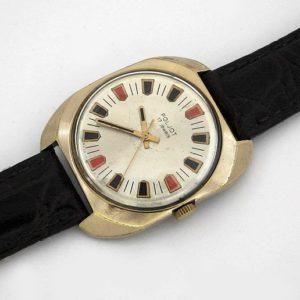 Soviet mechanical watch Poljot USSR 1976
