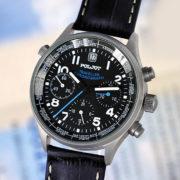 Russian Mechanical Chronograph Watch POLJOT TRAVELLER 31681 / 1743635