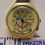 Russian Watch RAKETA 2628 Perpetual Calendar Air Force