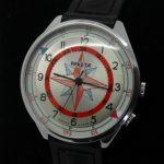 Raketa watch, Wind Rose, Russian Navy, USSR 1985