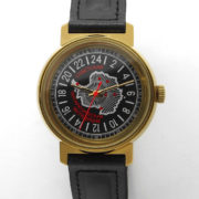 Russian 24-Hours Mechanical Watch SOVIET ANTARCTIC EXPEDITION