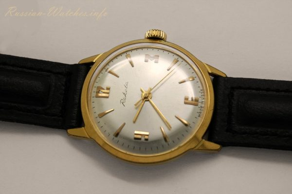 Soviet Vintage RAKETA 2609.1 Baltika Mechanical Watch