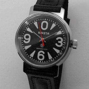 raketa russian watch big zero