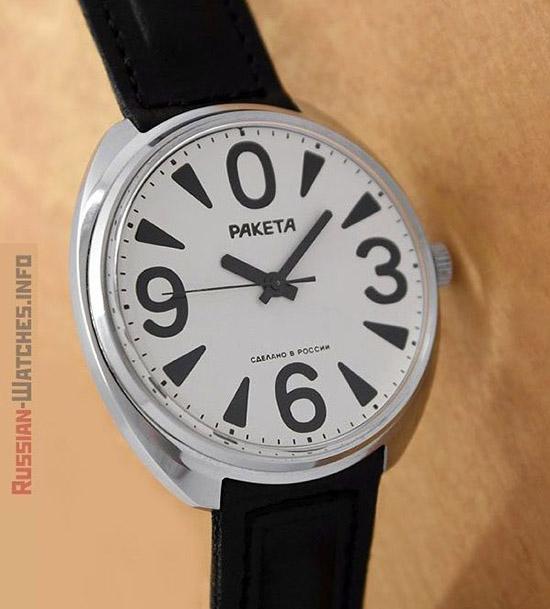 Raketa Big Zero, Russian watch