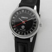 russian 24 hours watch raketa classic