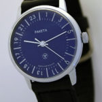 Raketa CLASSIC 24-hour mechanical watch Blue