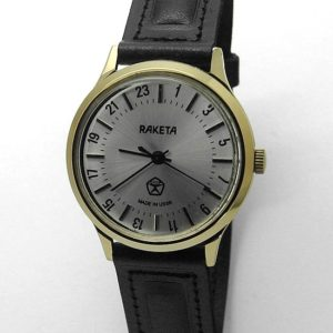 russian 24 hours watch raketa classic