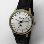 russian 24 hours watches raketa classic