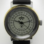 russian 24 hour watch raketa classic