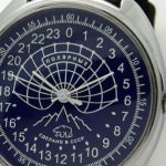 raketa 24-hours watch polar bear