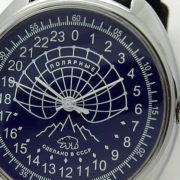 raketa 24-hours watch polar bear