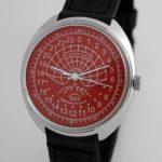 Raketa POLAR BEAR Russian 24-Hour Mechanical Watch