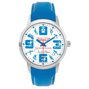 Raketa watch, Winter Olympics 2014 Sochi