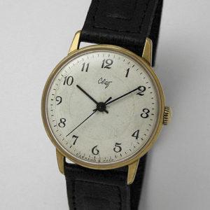 Soviet mechanical watch Svet Raketa USSR 1965