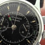 Sekonda Strela 3017, Soviet Cosmonaut Watch, USSR 1970s