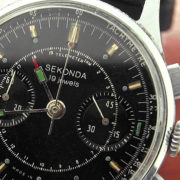 sekonda 3017 russian military chronograph