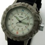 Russian Automatic Watch Slava Breeze Amphibian Sailing Boat Titanium
